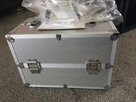 Brand new aluminium case