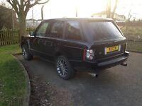 2002 Range Rover 3.0 td6
