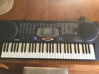 Casio Electric Keyboard for sale
