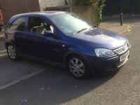 Vauxhall Corsa 2006 cheap! (Peugeot vw golf seat Ibiza Leon polo 206 Astra suzuki Toyota Honda)