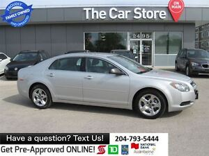 2012 Chevrolet Malibu LS - HTD SEAT, REMOTE START -1OWNER
