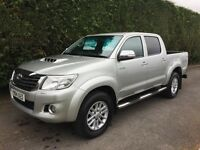 2014 Toyota hilux invincible d4d xtoyota jeep finance available