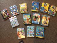 CBEEBIES DVDs