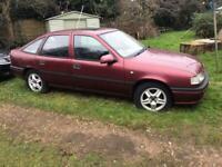 Vauxhall Cavalier Mk3 Facelift Satin red/Burgundy Hatchback Breaking