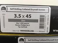 Zinc Self Tapping screws