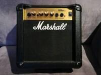 Marshall 10 Watt MG10CD Electric Guitar Amp
