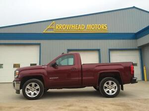 2015 GMC 1500 / Sierra / Regular cab / Shot box / MINT