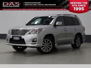 2010 Lexus LX 570 ULTRA PREMIUM NAVIGATION/TV-DVD/SUNROOF