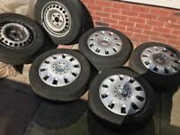 T5 Vw wheels