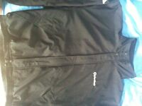 adidas taylormade waterproof golf jacket (L)