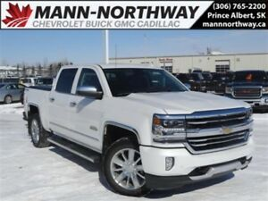 2016 Chevrolet Silverado 1500 High Country | Nav, Bose, Remote S