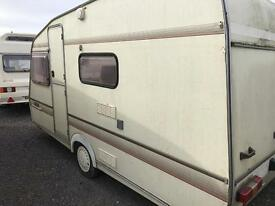 Compass 4 berth lightweight in our 1day sale Saturday 15th all vans to be discounted