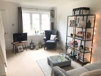 2 double bedroom semi-detached house for rent on quiet tree lined road in Wallingford