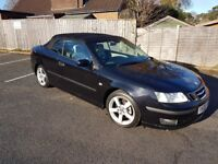 Saab 9-3 Vector Convertible REDUCED TO GO 2.0 T Good service history - 12 mths MOT