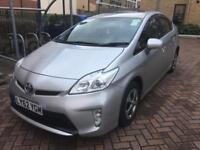 2012 Toyota Prius 1.8 VVT-i Hybrid T3 CVT 5dr UBER/PCO Ready