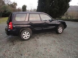 Subaru Forester X 2.0 Automatic 4x4