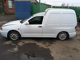 VW CADDY MK2 1.9 SDI (ONGOING PROJECT) ****WILL BREAK IF ENOUGH INTEREST****
