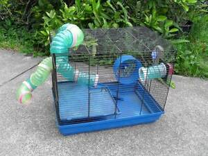 Mouse Cage with Accesories Ringwood Maroondah Area Preview