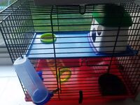Hamster cage and ball brand new