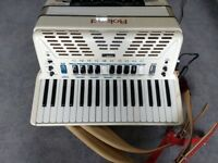 Roland FR3X Digital Piano Accordion