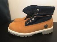Timberland Roll Down Boots Size 6
