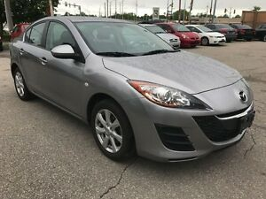 2010 Mazda MAZDA3 ONE OWNER - SAFETY & WARRANTY INCLUDED