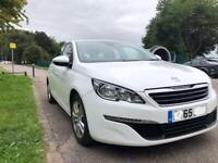 Peugeot 308 Estate 1.6 HDI £0 road tax