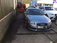 2005 AUDI A4 B7 S LINE 2.0 TDI ENGINE BLB BREAKING FOR PARTS