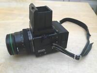 Xenia Bronica ETRS medium format camera