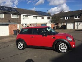 Mini One D, 1.6 Diesel, 2011, £0 tax, 2 lady owners from new.