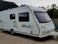2008 Elddis xplore 546 caravan