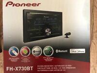 Pioneer FH-X730BT CD PLAYER