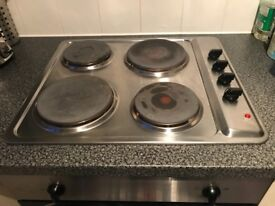 Cooker hob , in good working order