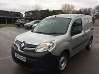 Renault kangoo van 2013 model 1.5 dci diesel new shape well maintained cheap to run bargain £2499