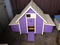 Brand new chicken coop hen house 🐓
