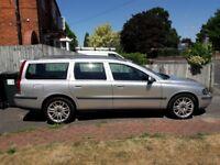 2001 Volvo V70 T5 SE , Petrol, 12 Months MOT 5 dr Auto Estate