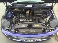 Mini Cooper 1.6 2005 55k 12 Months Mot