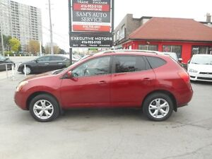 2008 Nissan Rogue SL AWD LOADED