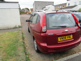 Chevrolet Tacuma 1.6 SE 2008 Low Mileage