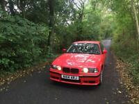 1995 BMW 318is 3 series 1.8 Coupe 110K Hellrot Red M sport kit SPARES OR REPAIR Project Classic Car