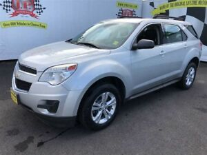 2012 Chevrolet Equinox LS, Automatic, Sunroof, Bluetooth
