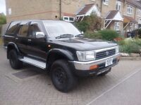 TOYOTA SURF HILUX SSR X LIMITED EDITION 3,0 DIESEL AUTO ALL NEW TYRES