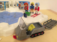 Playmobil 3184 - Dinosaur Adventure Ice Expedition Set