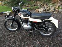 FRANCIS BARNETT FALCON 200cc 1961