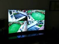Cctv and home security installation