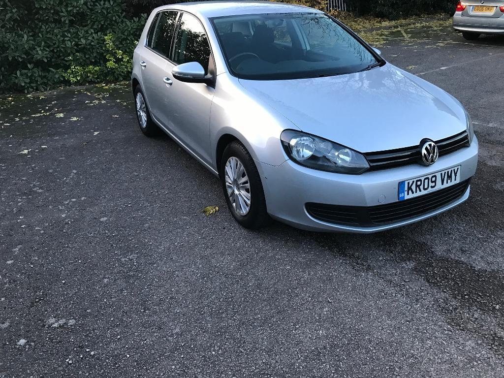 Volkswagen Golf 2009 mk6-dsg automatic 1.6-part exchange welcome 1 owner