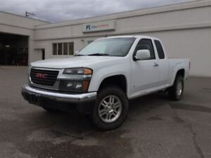 2009 GMC Canyon SLE**4X4, Extended Cab, 5' Box, 3.7L Engine**