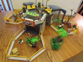 Playmobil Animal Baby Zoo