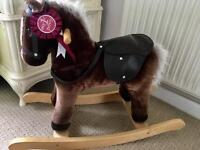 John Lewis My First Rocking Horse NURSERY RRP £90 Current Stock