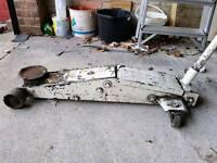 Pro Garage Trolley Jack Heavy Duty